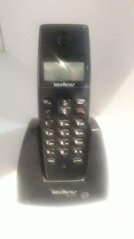 Telefo sem fio é usado R$90,00 reais