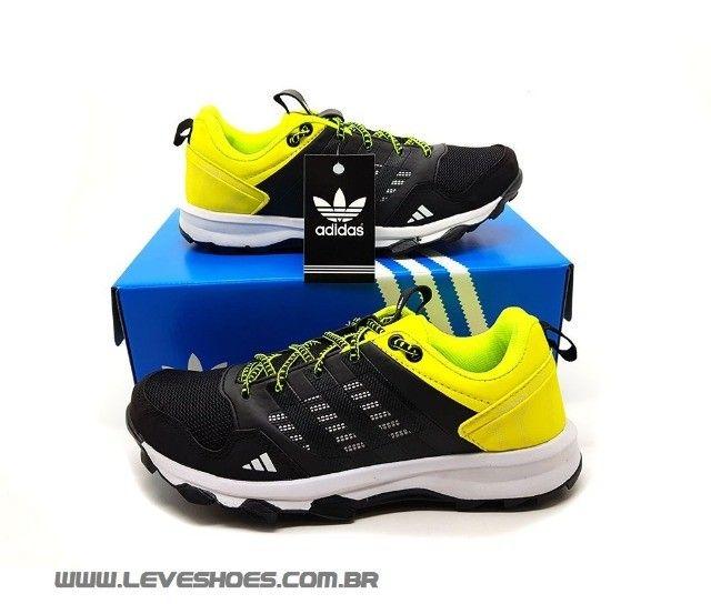 Tênis Adidas kanadia TR7 Barato - Foto 4
