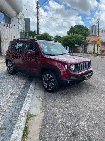 Vendo Jeep Renegade Longitude 2019 1.8 Flex Automático 6 marchas (Carro Extra) - Foto 7