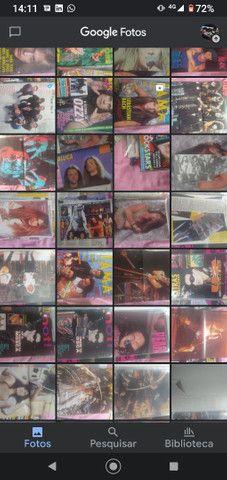 Vendo coleção de revistas, posters e recortes de jornal de Rock - Foto 2