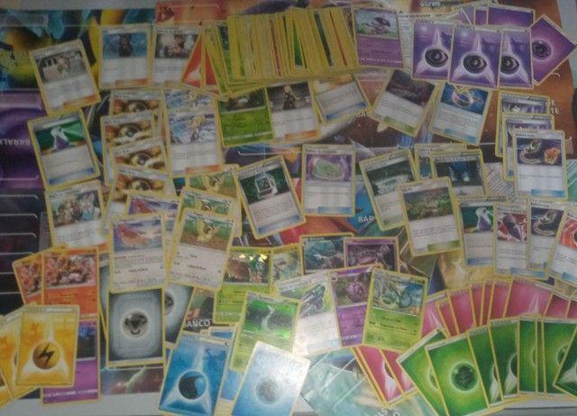 400+ cartas pokemon 3 ultra raras é ainda mais!!! - Foto 5