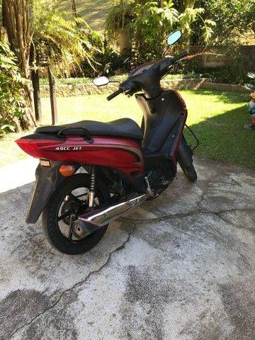 Vendo shineray jet ou troco por moto emplacada - Foto 3