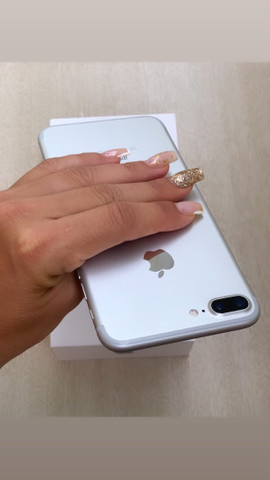 iPhone 7 Plus 128gb- Único Dono.