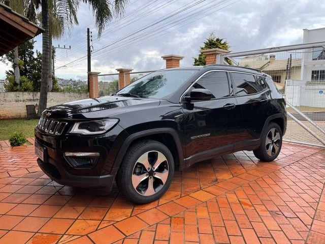 Jeep compass Longitude Flex 2018 novo