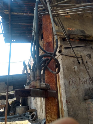 Máquina para produção de blocos para construção civil - Foto 4