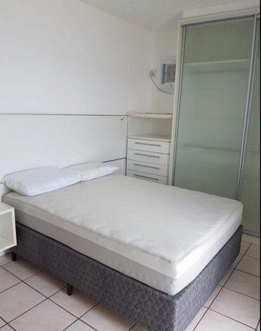 Oportunidade de Locação Anual, Apartamento Mobiliado, frente mar, 03 dormitórios (1suíte) - Foto 10