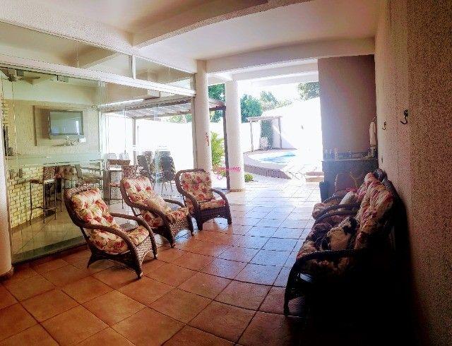 Maravilhoso sobrado no Tropical com piscina para locação!!! - Foto 13