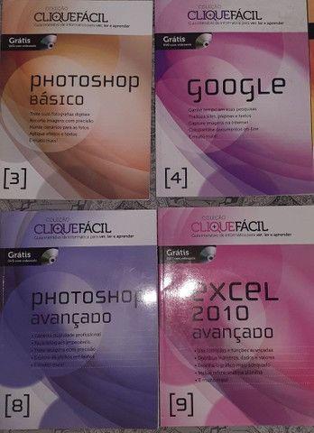 Coleção Clique Fácil + 10 Cds - 10 Volumes - Foto 3