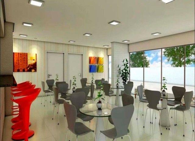RS -  Lindo apartamento na beira mar de Casa Caiada com 95m² - Estação Marcos Freire - Foto 6