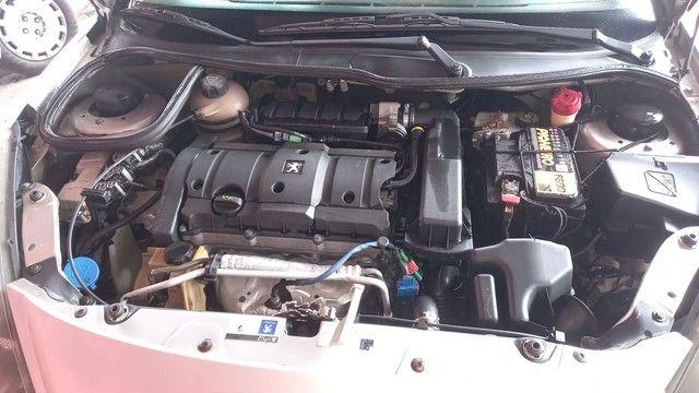 Peugeot com teto 207 - Foto 10