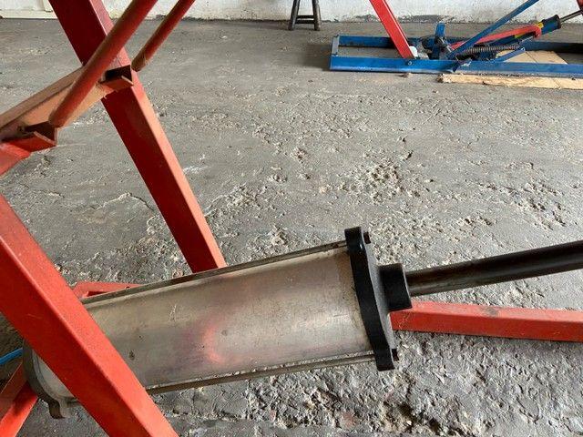 Elevador/Rampa de Motos Ar - Foto 5
