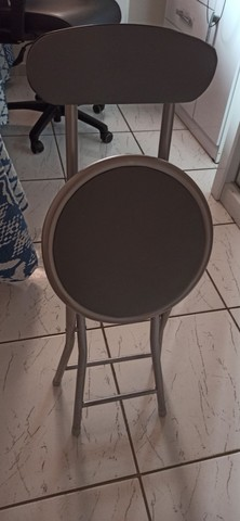 Cadeira básica de alumínio - Foto 2