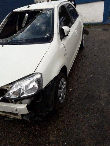 Toyota Etios Sucata Para Peças  - Foto 9