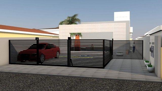 Casa com piscina em Nova Mangabeira, 02 quartos com suíte - Foto 4
