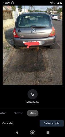 Clio heatch cinza 4p - Foto 2