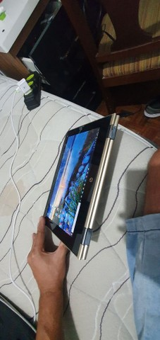 Notebook HP pavilion x360 touch - Foto 3