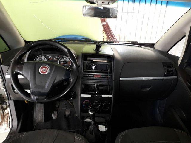 Fiat Idea 1.4 attractive completo  flex gnv 2012  - Foto 7