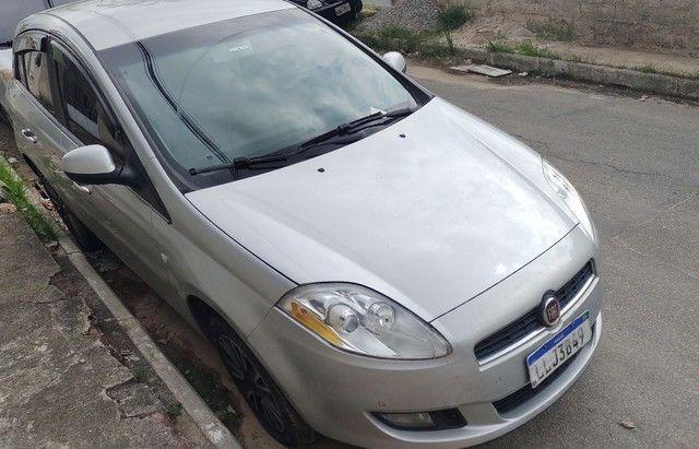 Vendo Fiat Bravo essence 1.8 etorq 2011 Manual GNV 5a geração. - Foto 2