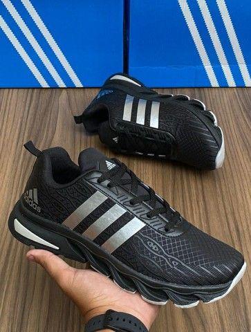 Vendo tênis Mizuno wave creation e adidas ( 120 com entrega) - Foto 4