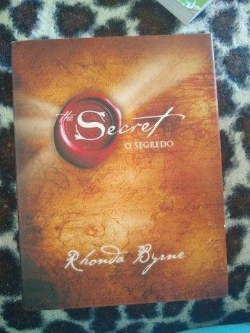 """Livro"""" O segredo"""""""