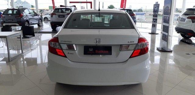 Honda Civic LXS 1.8 MEC 4P - Foto 14