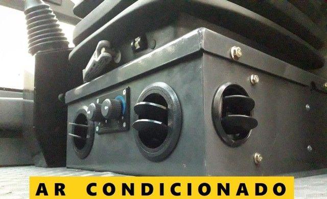 Pá Carregadeira C/Engate Rápido + Garfo Pallet 2200kg, 0km - Pronta Entrega - Foto 2