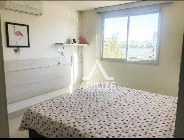 Apartamento com 3 dormitórios à venda, 135 m² por R$ 1.200.000 - Praia do Pecado - Macaé/R - Foto 2