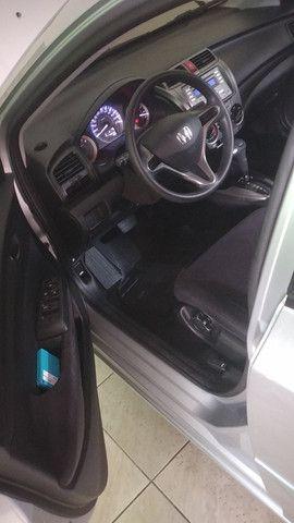 Oportunidade Honda city  doc 2021 pago!!! - Foto 10