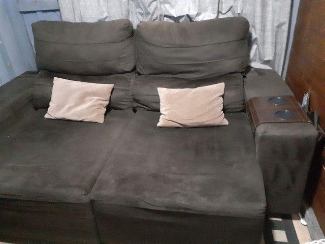 Vendo sofa retratil