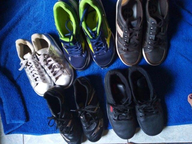 Vendo lote de sapato  - Foto 3