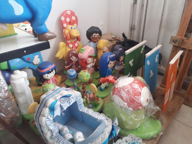 Itens de decoração infantil - Foto 2