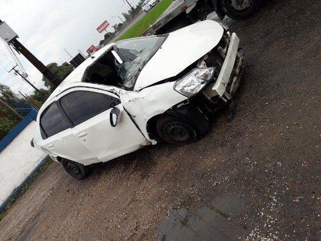 Toyota Etios Sucata Para Peças  - Foto 8