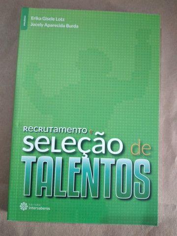 Livro - Recrutamento E Seleção De Talentos - Foto 2
