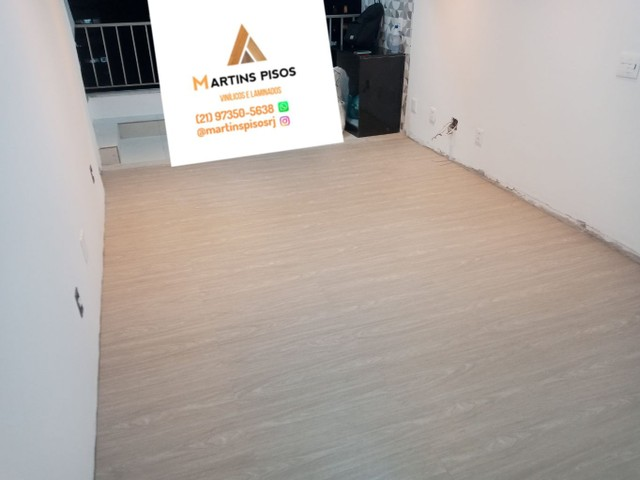 pisos laminados , vinilico e rodapes - Foto 2
