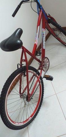 Vendo bicicleta NOVA - Foto 4