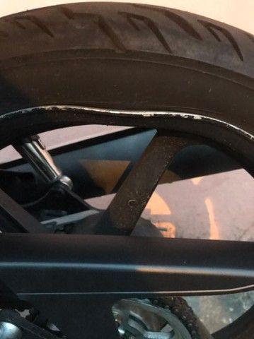 Vendo rodas de ex originais honda - Foto 2