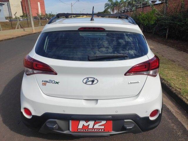 Hyundai hb20x 2016 1.6 16v premium flex 4p automÁtico - Foto 6
