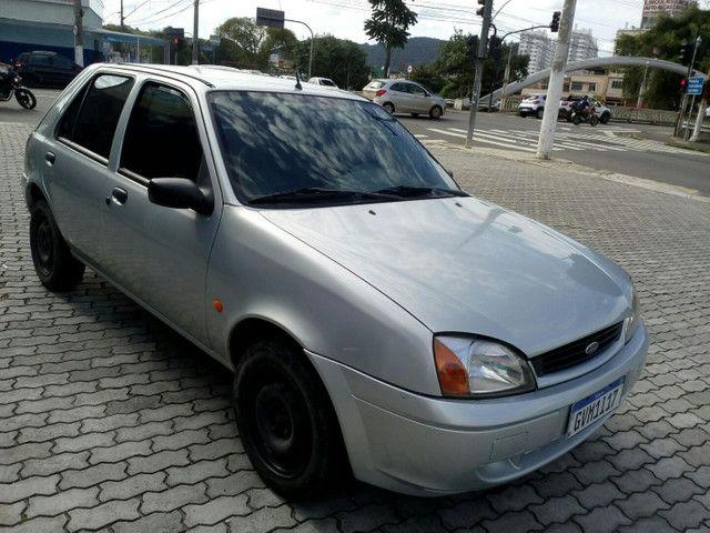 Fiesta 1.6 Zetec Rocam 2000 - Troca - Facilita Promissoria