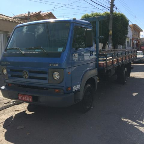 VW 8-150 DELIVERY