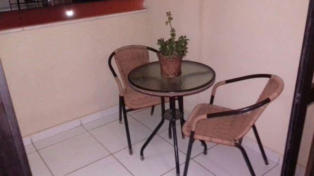 Apartamento 2/4, Varanda, Elevador, garagem