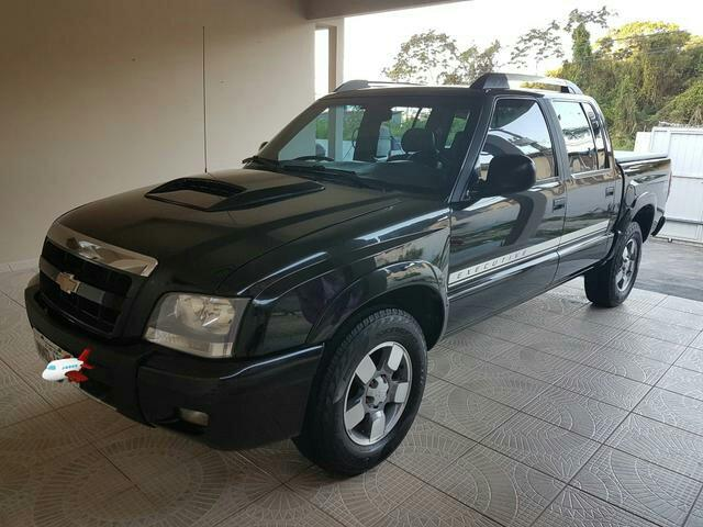 S10 Pick Up Executive 2.8 4x2 CD TB Int Diesel