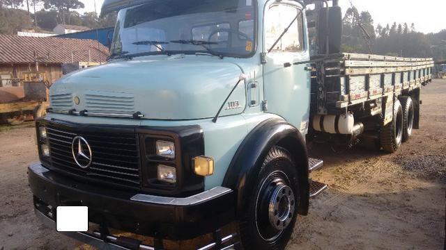 Caminhão Mb-1113 - 1974