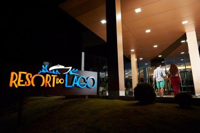 Apartamento Resot do lago Caldas novas - Foto 2