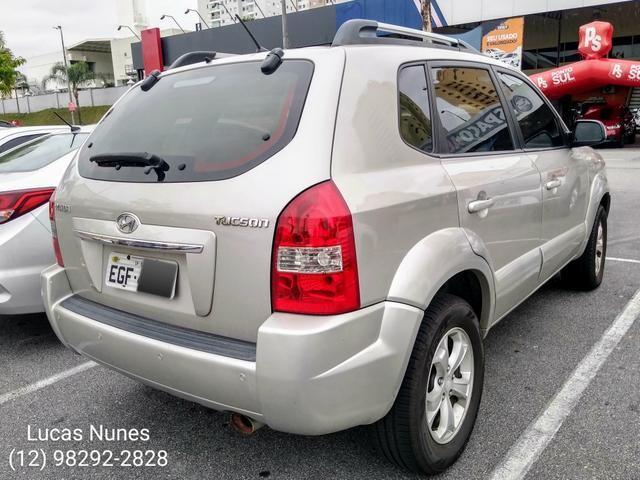 ® Hyundai Tucson 2.0 2008/2009 Automática Gasolina Baixa Quilômetragem - Foto 3
