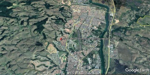 Terreno à venda, 302 m² por R$ 160.000,00 - Morada da Colina - Resende/RJ - Foto 14