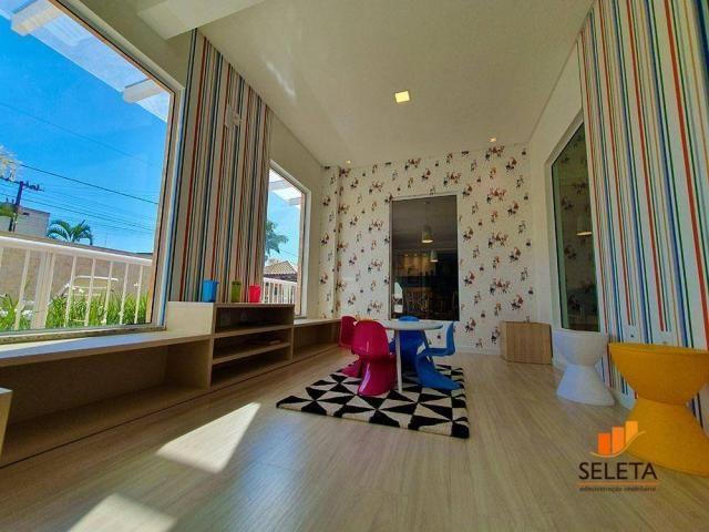 Apartamento com 2 dormitórios à venda, 63 m² por r$ 278.000,00 - tabuleiro - camboriú/sc - Foto 13