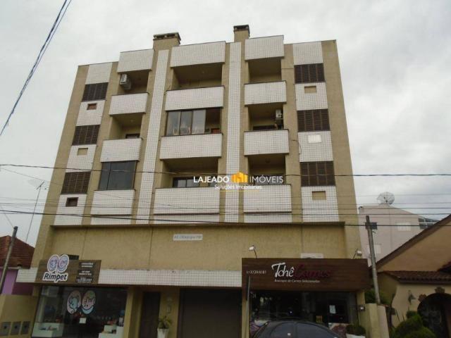 Apartamento com 1 dormitório para alugar, 50 m² por R$ 660/mês - Florestal - Lajeado/RS