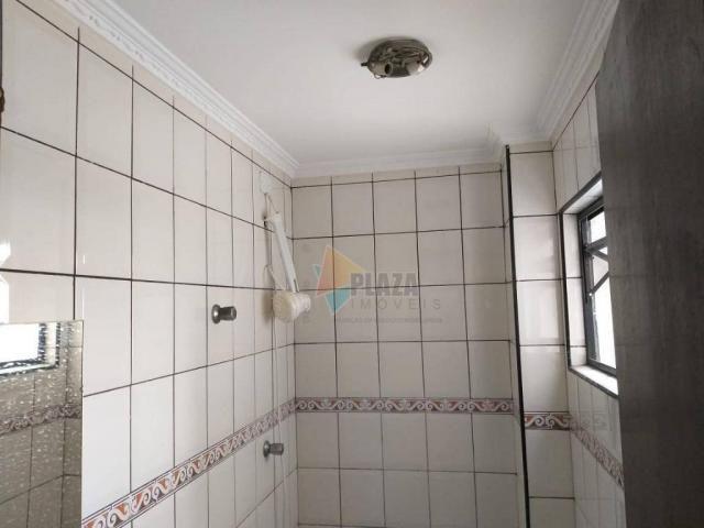 Apartamento com 1 dormitório para alugar, 40 m² por r$ 1.150/mês - boqueirão - praia grand - Foto 6