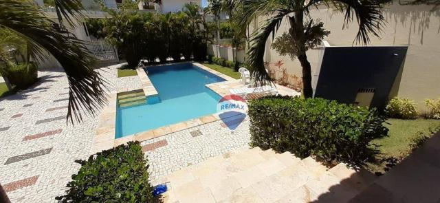 Casa com 5 dormitórios à venda, 259 m² por r$ 1.000.000 - de lourdes - fortaleza/ce - Foto 4