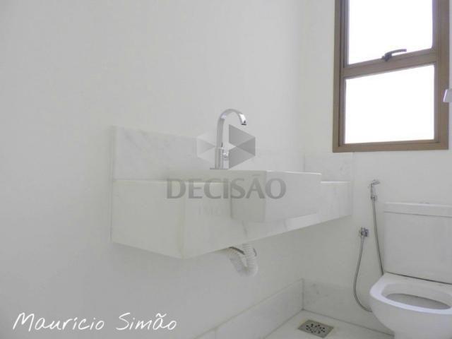 Apartamento 4 quartos à venda, 4 quartos, 4 vagas, carmo - belo horizonte/mg - Foto 11